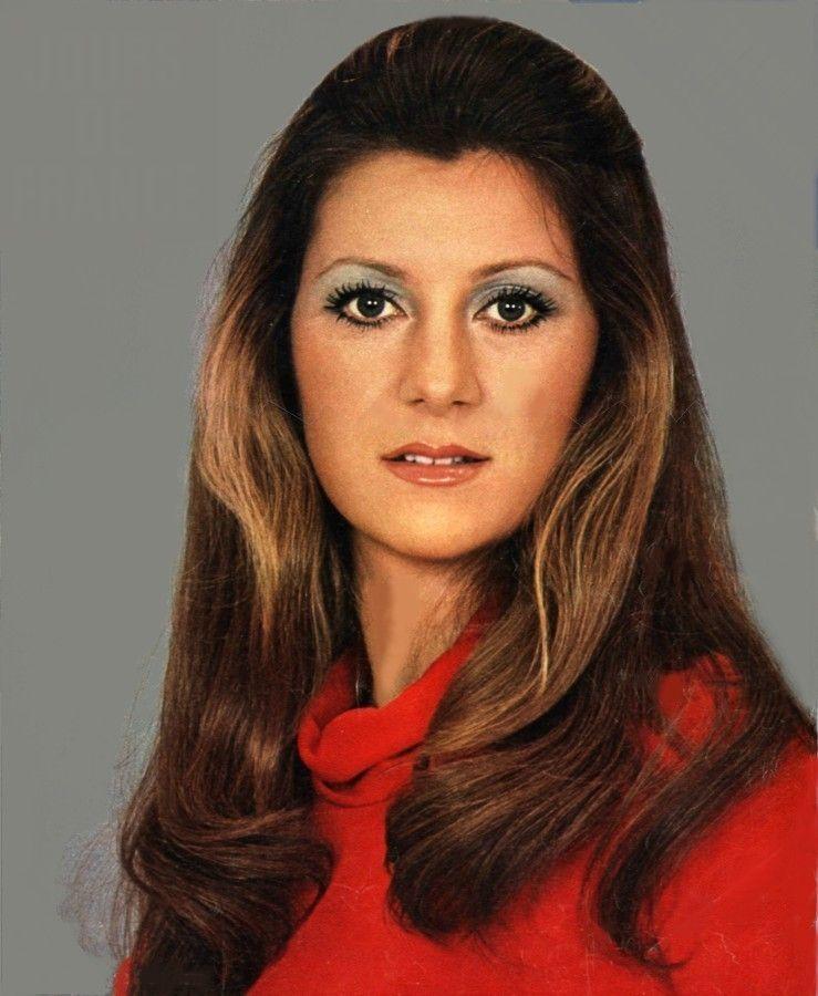 Sheila portrait - Maquillage annee 60 ...